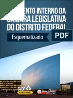 Regimento Interno da Câmara Legislativa do Distrito Federal - Esquematizada.pdf
