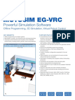 Flyer Software MotoSimEG-VRC E 04.2016