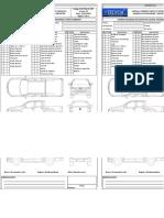 Check List Vehiculos