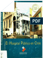El Hospital Publico en Chile (Vol. i)