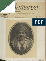 Baleares Palma. 1917. n.º 53