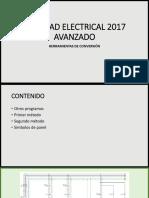 AutoCAD Electrical - Herramientas de Conversión