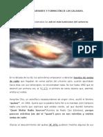 Ponencia Quásares y Galaxias