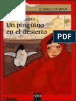 Carlos Puerto Un Pingüino en El Desierto