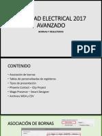 AutoCAD Electrical - Bornas