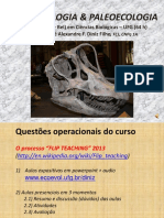 Introduccion paleontologia