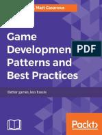 Game Development Patterns Best Practices