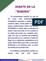 Desházte de La Basura
