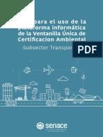 Guia de La Plataforma Transportes v1 2