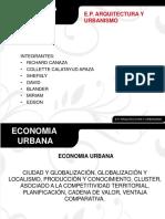 ECONOMIA URBANA TEORIAS DE LOCALIZACIÓN PUNO