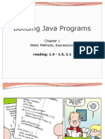 Methods Expressions in Java