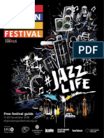 EFG London Jazz Festival Guide 2016