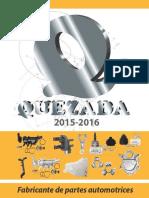 Tomas Agua Quezada 2015 2016