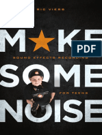 Make Some Noise Sample by Ric Viers