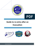 Re-Entry Info Book Central Cariboo