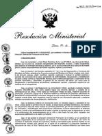 RM 462 2015 MINSA Guía Consejería LM