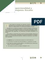 2 - Proporcionalidad y semejanzas. Escalas.pdf