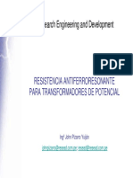 Resistencia antiferroresonante