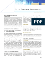 Glass Ionomer