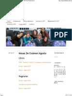 Instituto Del Profesorado de Arte 'Adolfo Ábalos' · Mar Del PlataInstituto Del Profesorado de Arte 'Adolfo Ábalos' _ Mar Del Plata