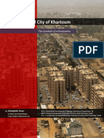 The Divided City of Khartoum; The Question of Urbanization