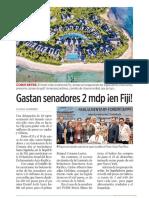 Senadores en Fiji