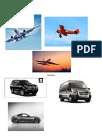 Trasporte aéreos