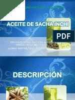 Diapos Aceite de Sacha Inchi