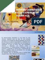 Abstraccionismo geométrico