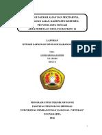 COVER LAPORAN KARANGSAMBUNG