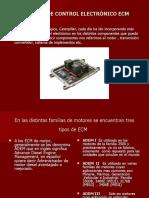 123880082 Modulos de Control Electronico Ecm