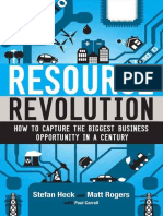 Resource Revolution - Stefan Heck, Matt Rogers, Paul Carroll