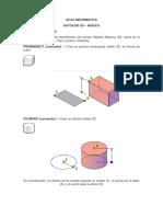 Hoja Informativa Autocad 3d