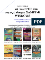 Panduan Instalasi XAMPP Di Windows