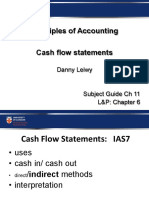 Chapter11 Cash Flow Statements