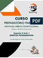 Aula 02x01 Direito Constirucional - Direitps Fundamentais.pdf