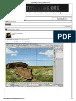 Study Matte 3d in 3d Max - MattePainting