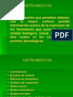 Instrumentos metodologia de la ciencia