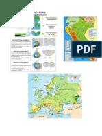 Mapa Físico Geográfico