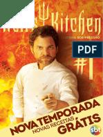 Hell's Kitchen - Cozinha Sob Pressao - Vol - Carlos Bertolazzi