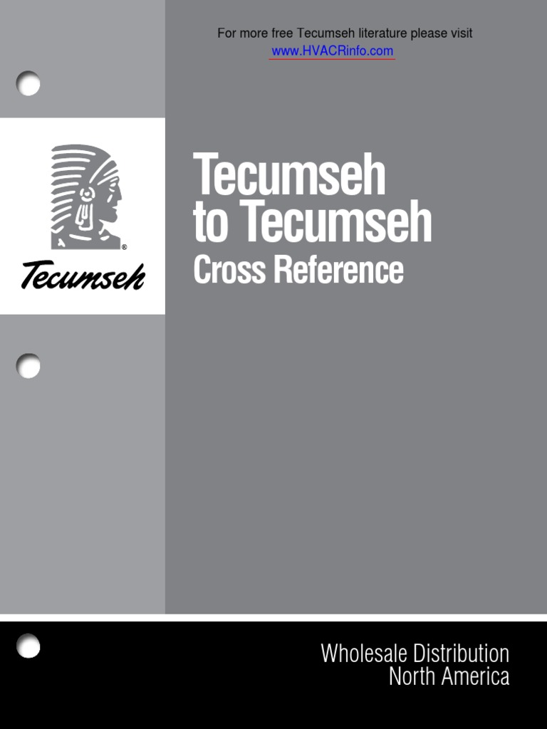 Beautiful Tecumseh Elschema Composition - Wiring Standart ...