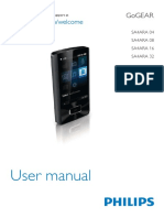 Philips Mp 4 Manual