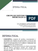 Defensa Fiscal