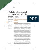 Lectura-fabricacin Agil en Espaa II