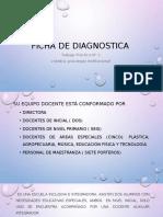Ficha Diagnostica Ll
