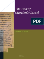 ROTH, Dieter. T. (2015), The Text of Marcion_s Gospel. Leiden and Boston, Brill.pdf