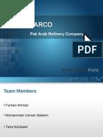 25390804 PARCO Marketing Plan