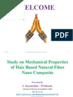 Presentation Nautural Fibre Composite 11-06-2015