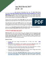 RPP Kurikulum 2013 Revisi 2017 Permendikbud 20