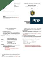 Petunjuk Pemeriksaan Kesehatan(1)